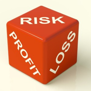 risk profit loss dice